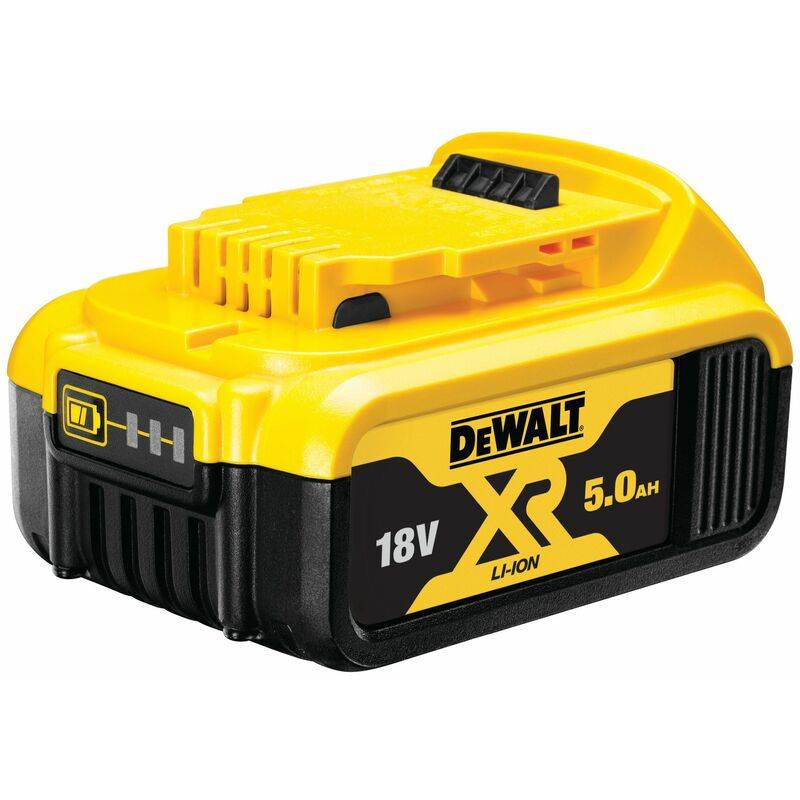 DEWALT Batterie -18 V 5 Ah Li-Ion - XR - DEWALT, DCB184-XJ