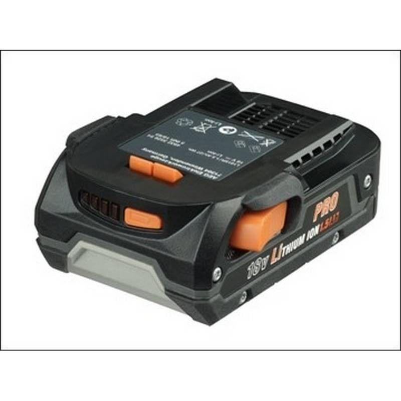 A.E.G Batterie d'origine AEG L1815R - 18V 1.5Ah Li-ION 4932352654