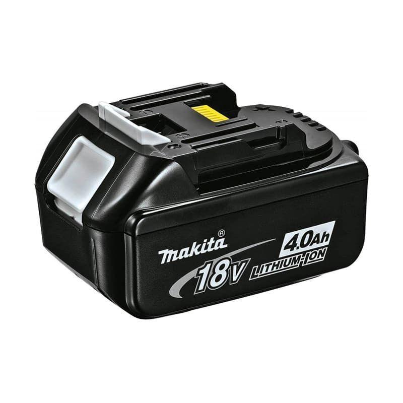 Makita - Batterie pour outil sans fil 18 V Li-Ion 4,0 Ah avec indicateur de