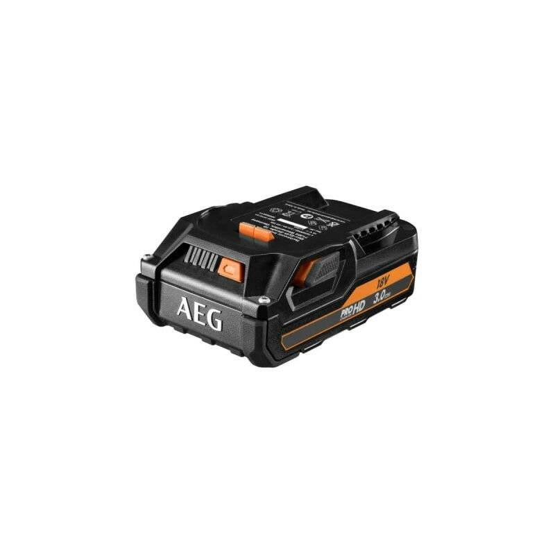 AEG Batterie 18V Lithium-ion 3,0Ah HD - L1830R HD - AEG
