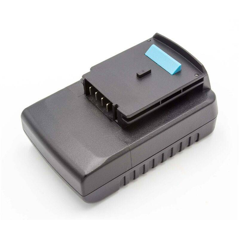 VHBW Batterie vhbw 2000mAh (18V)pour outils Balck & Decker HP186F4L, HP186F4LBK,