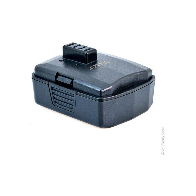 NX ™ NX - Batterie visseuse, perceuse, perforateur, ... compatible Ryobi et AEG 12V