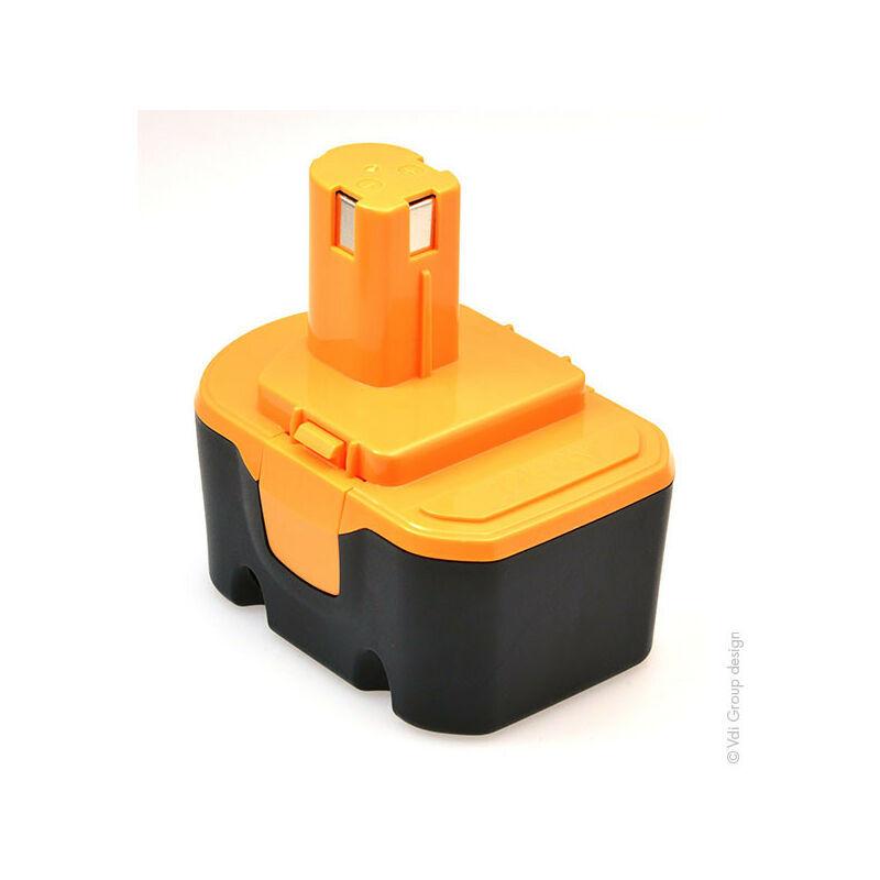 Nx ™ - NX - Batterie visseuse, perceuse, perforateur, ... compatible Ryobi