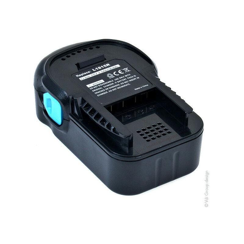 Nx ™ - NX - Batterie visseuse, perceuse, perforateur, ... compatible AEG 18V