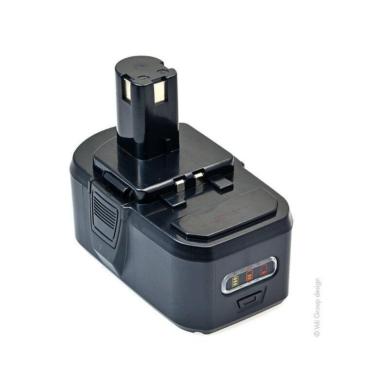 Nx ™ - NX - Batterie visseuse, perceuse, perforateur, ... compatible Ryobi One+