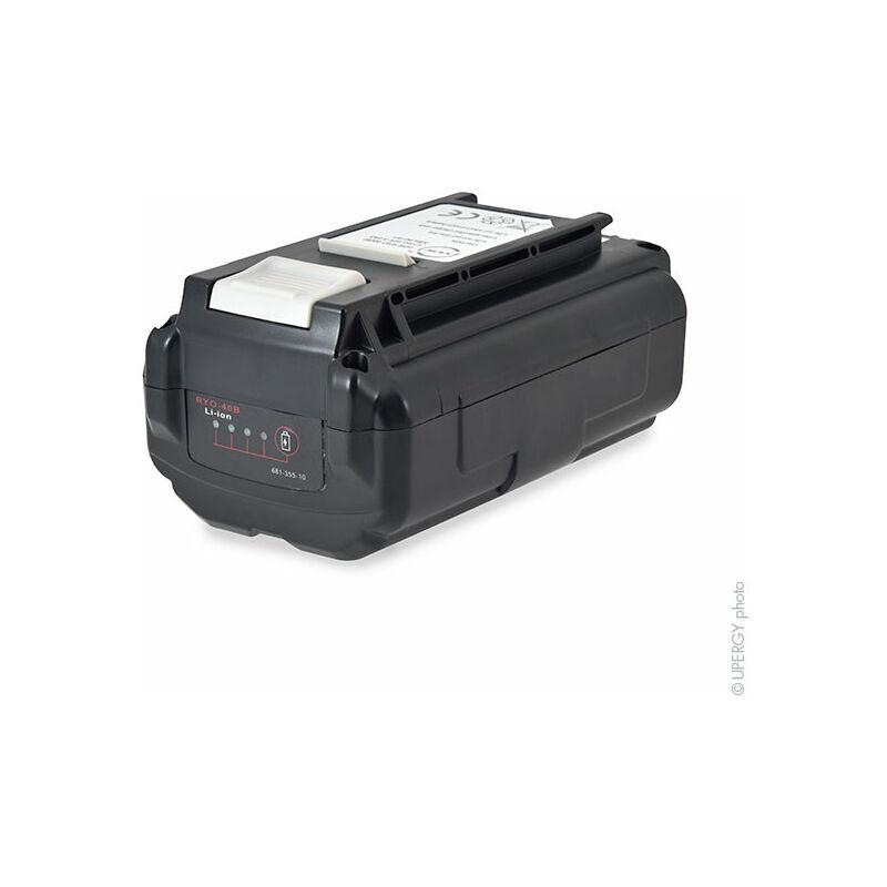 Nx ™ - NX - Batterie visseuse, perceuse, perforateur, ... compatible Ryobi 36V