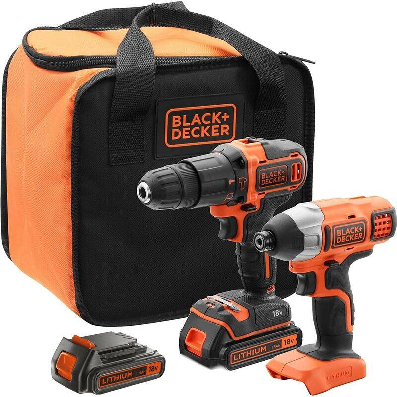 BLACK & DECKER Black&decker; - BCK21S2S