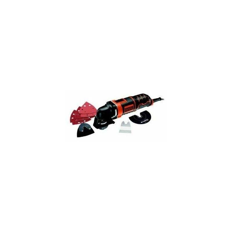 Black Connect - BLACK & DECKER Outil multi-fonctions - 280 watts