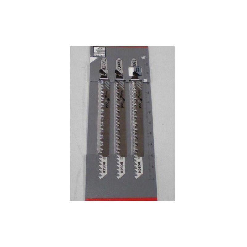 Bosch - LAME DE SCIE SAUTEUSE (BL-3) HCS CLEAN T 301 CD