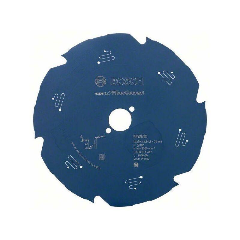 Bosch Lame de scie circulaire EX FC H, 230x30-6, 230 x 30 mm, 6 - 2608644347