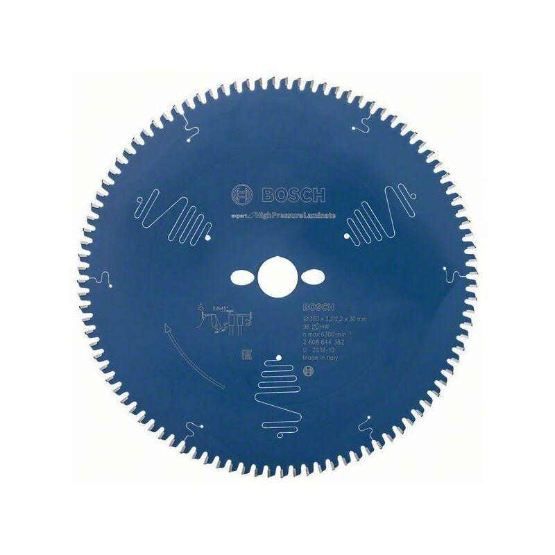 Bosch Lame de scie circulaire EX TR B, 300x30-96, 300 x 30 mm, 96 dents