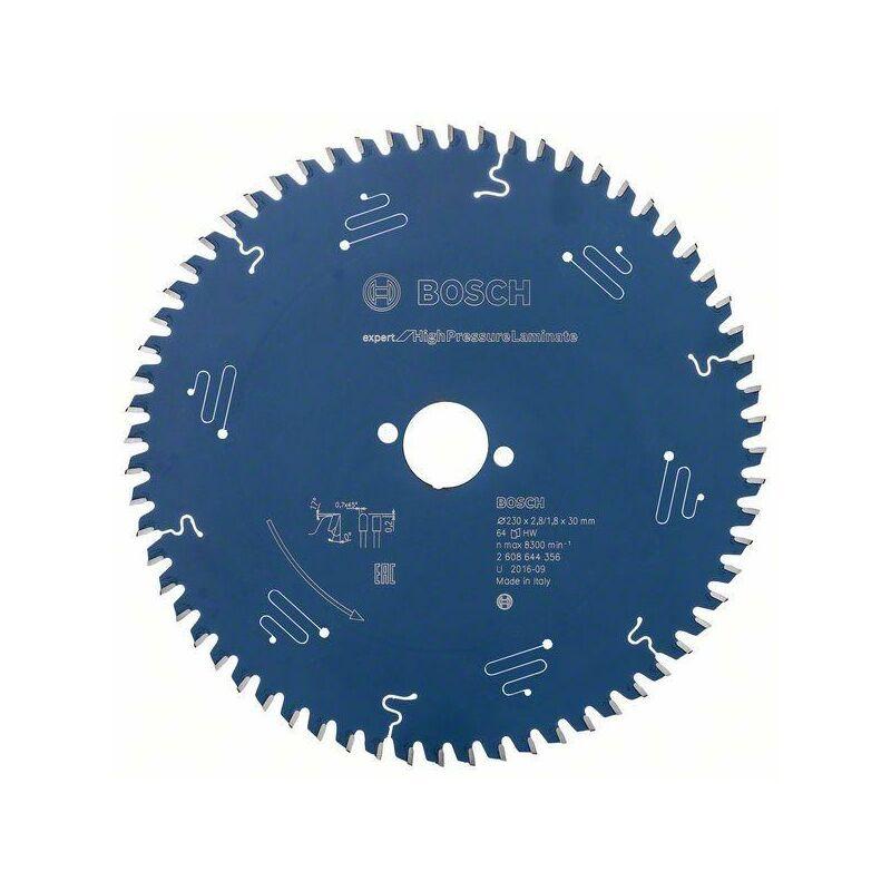 Bosch Lame de scie circulaire EX TR H, 230x30-64, 230 x 30 mm, 64 dents