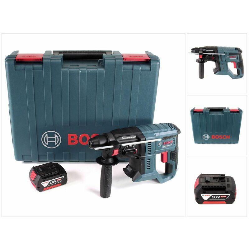 Bosch GBH 18V-20 Professional Perforateur sans-fil SDS-plus avec Coffret de