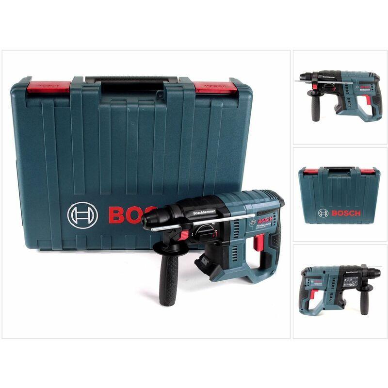 Bosch GBH 18V-20 Professional Perforateur sans-fil SDS Plus Solo dans + Boîtier