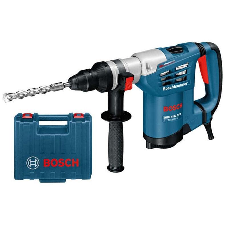 Bosch GBH 4-32 DFR Perforateur burineur SDS-plus dans coffret - 900W - 4.2J