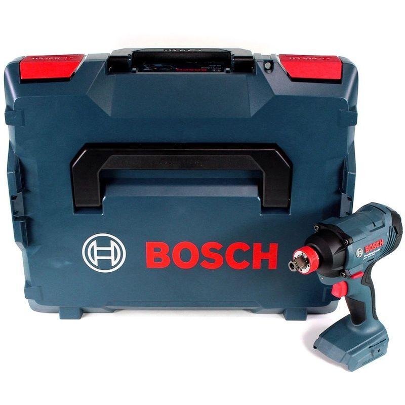 Bosch GDX 18V-180 18 V Li-Ion Visseuse à chocs sans fil 180 Nm Solo + Coffret