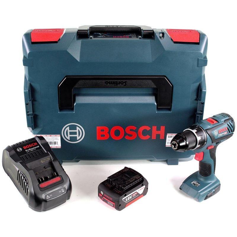 Bosch GSR 18V-28 Perceuse-visseuse sans fil 18V 1/2' 13mm + Coffret de