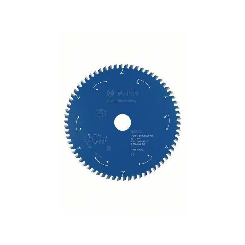 Bosch Lame de scie circulaire Expert for Aluminium pour scies sans fil 210 x