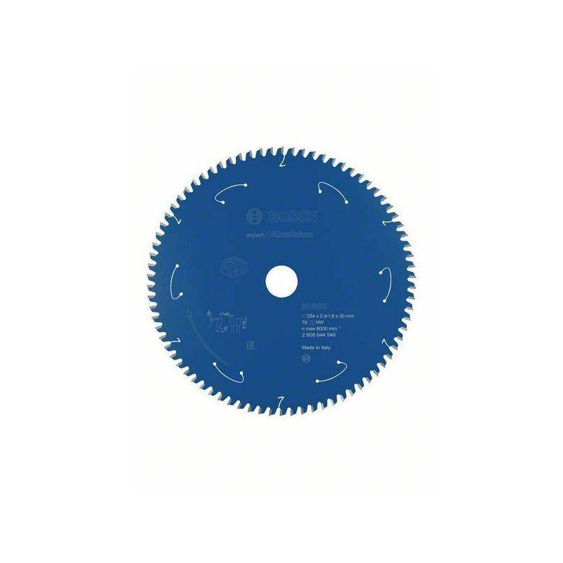 Bosch Lame de scie circulaire Expert for Aluminium pour scies sans fil 254 x