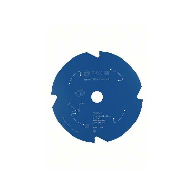 Bosch Lame de scie circulaire Expert for Fibre Cement pour scies sans fil 160 x