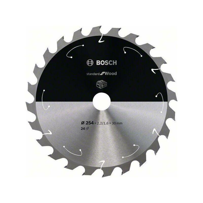 Bosch Lame de scie circulaire Standard for Wood pour scies sans fil