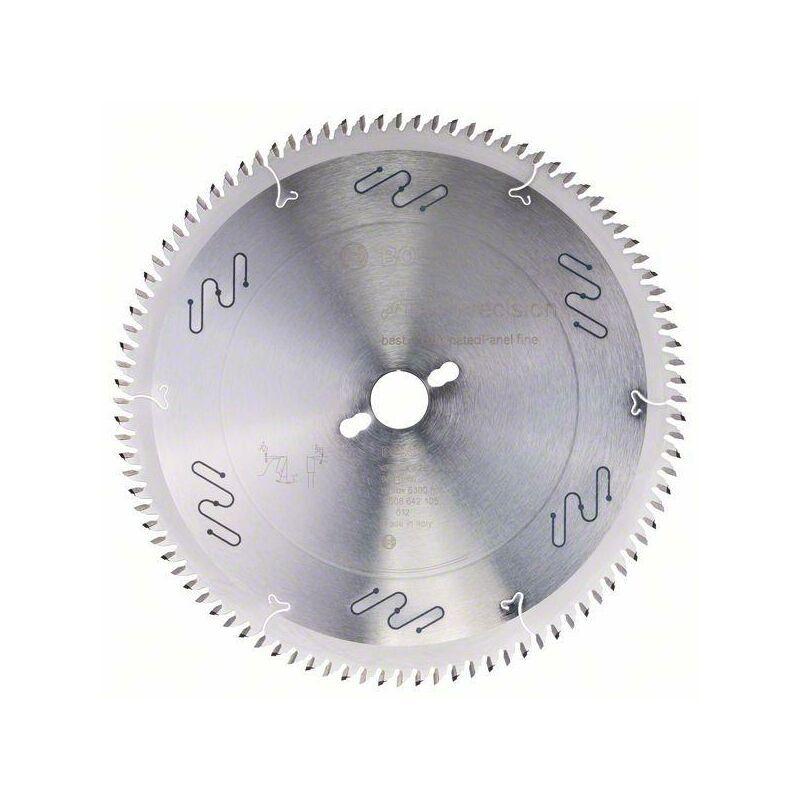 Bosch Lame de scie circulaire Top Precision Best for Laminated Panel Fine
