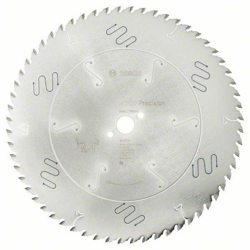 Bosch Lame de scie circulaire Top Precision Best for Wood 400 x 30 x 4,0/2,8 x