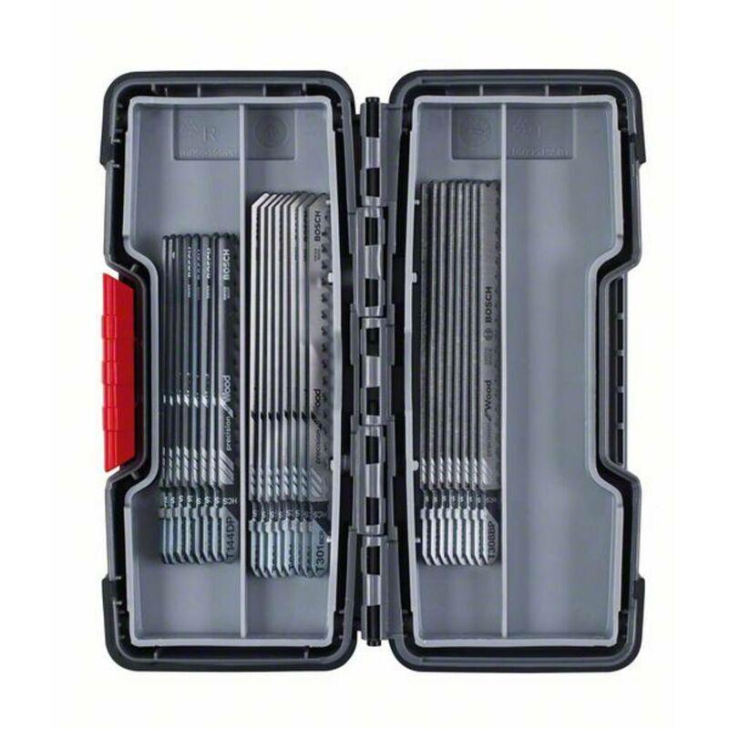 Bosch Accessories STB ToughBox Wood Precision 2607010905 1 set