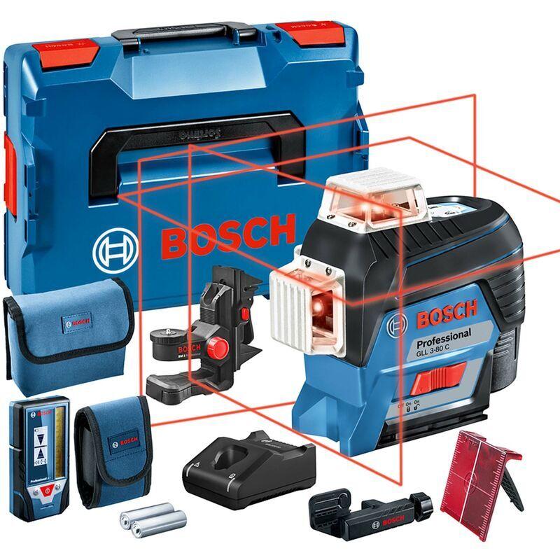 BOSCH Niveau laser Bosch GLL 3-80 C