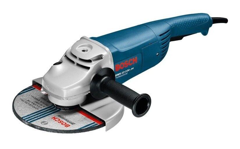 BOSCH Meuleuse BOSCH GWS 22-230H Professional - 2200W Ø230mm - 0601882L03