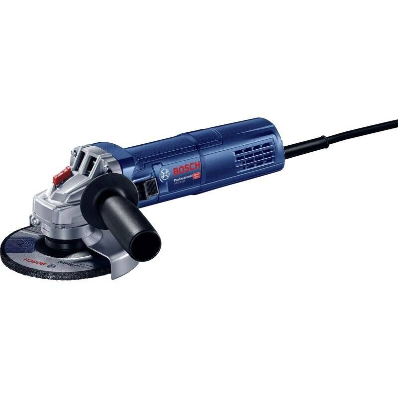 BOSCH Meuleuse d'angle Bosch Professional GWS 9-115 S 0601396103 115 mm 900 W 1 pc(s)