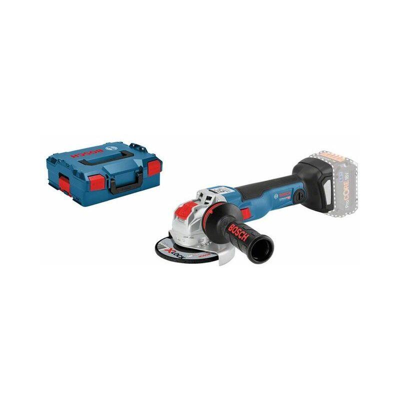 Bosch Professional Meuleuse angulaire sans fil GWX 18V-10 C, L-BOXX (sans