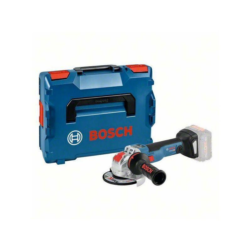 Bosch Professional Meuleuse angulaire sans fil GWX 18V-10 SC, L-BOXX, avec