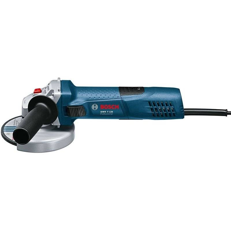 BOSCH Meuleuse Bosch GWS 7-125