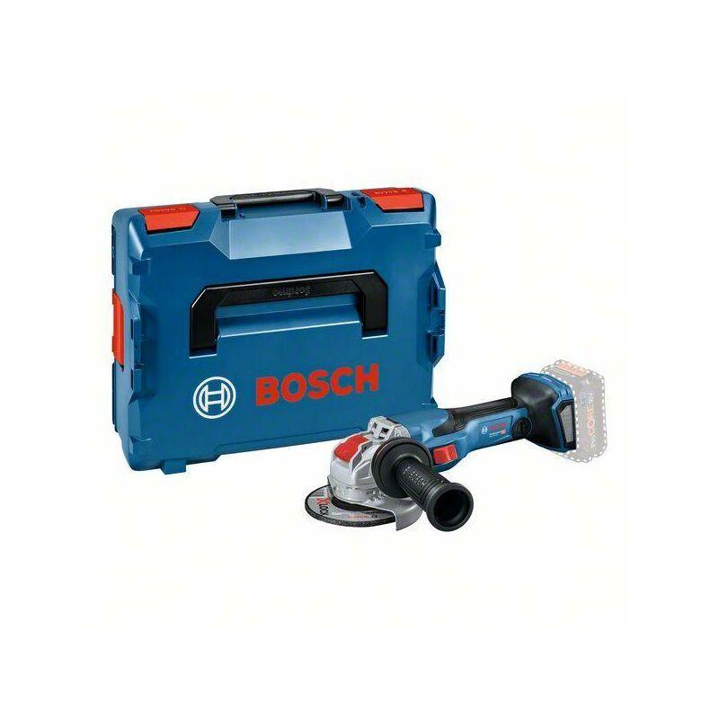 Bosch Professional Meuleuse angulaire sans-fil BITURBO, L-BOXX ( sans batterie