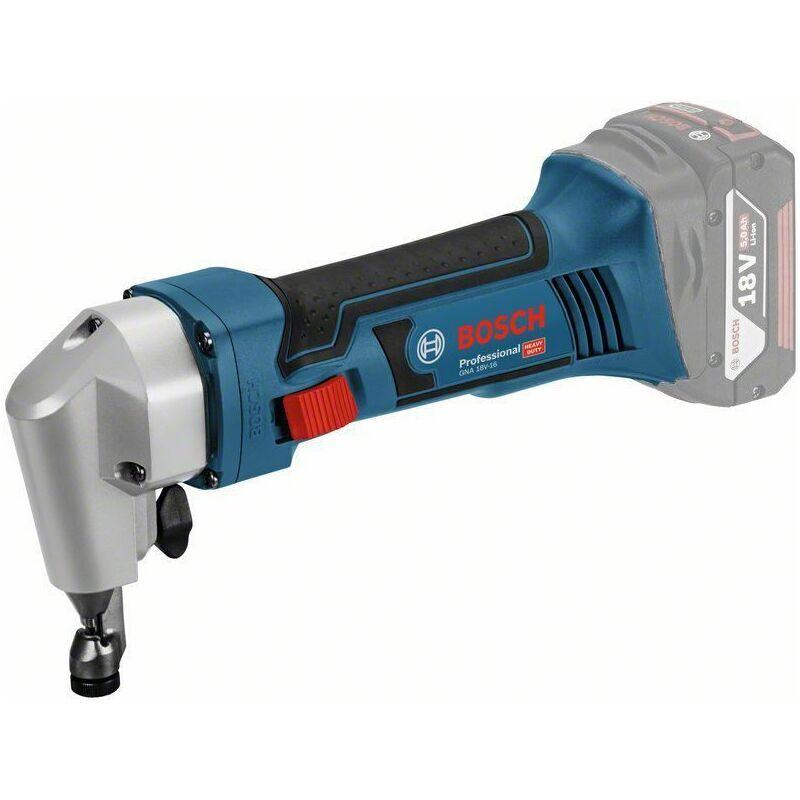 Bosch Professional Grignoteuse sans fil GNA 18V-16, machine seule (sans