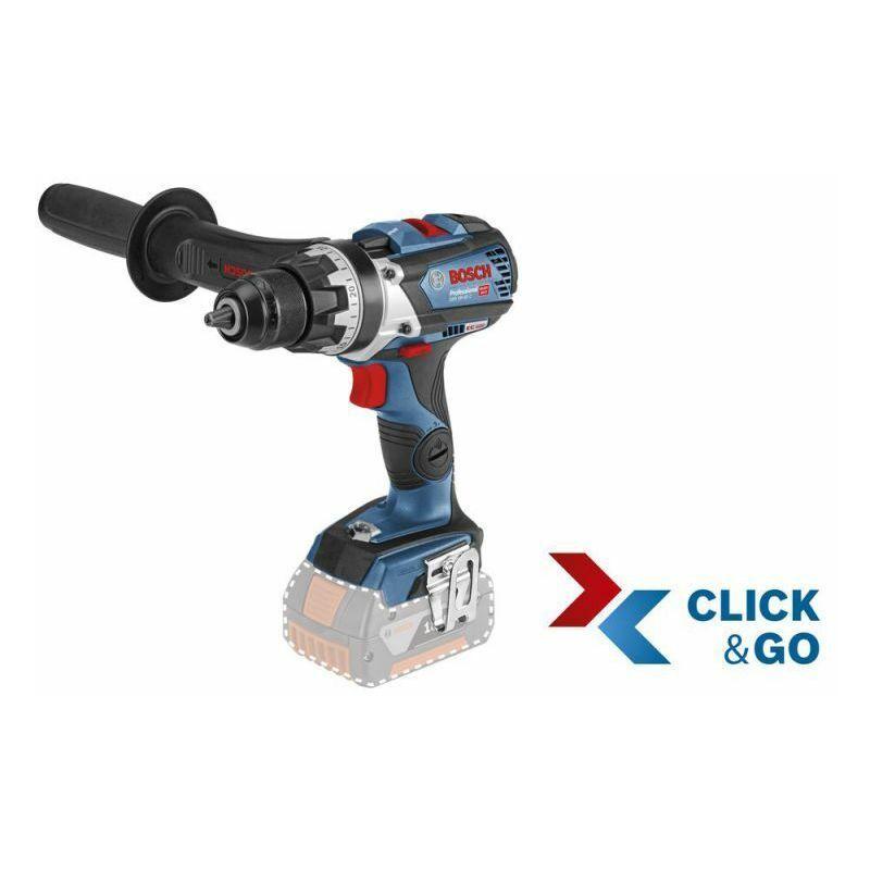 Bosch Perceuse-visseuse sans fil GSR 18 V-85 C, sans batterie et chargeur,