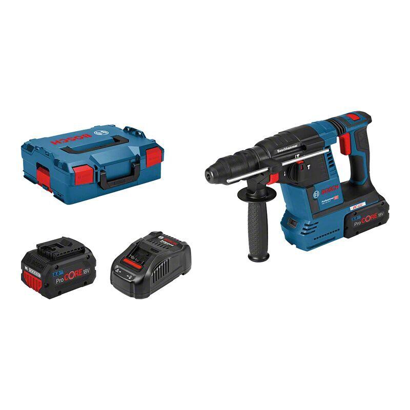 Bosch Perforateur sans fil SDS plus GBH 18V 26 F Professional 061191000E