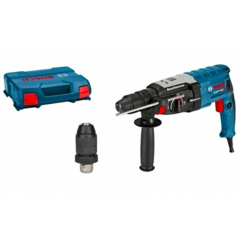 BOSCH Perforateur SDS plus GBH 2-28 F Bosch Professional, avec 2 mandrins, en L-Case