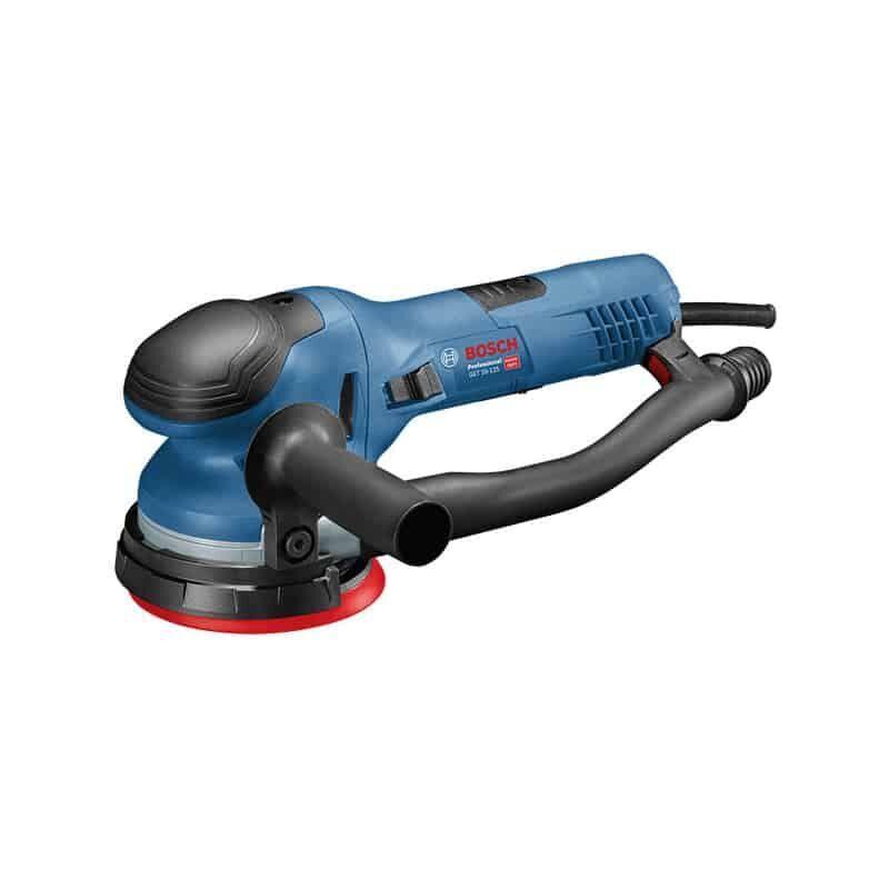 BOSCH Ponceuse excentrique 550W 125mm L-Boxx GET55-125 - 0601257001