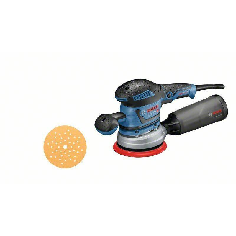 Bosch Ponceuse excentrique GEX 40-150 400 W, 1 x feuille abrasive C470