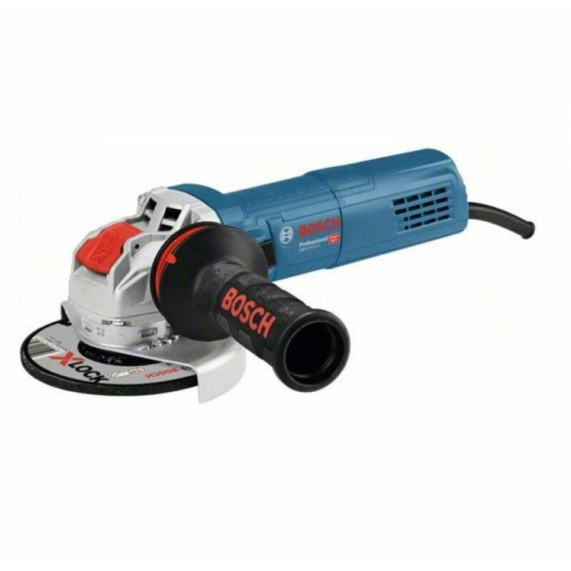 BOSCH Meuleuse Angulaire Filaire Bosch 900W Professional Disque Ø 115 mm Poignée