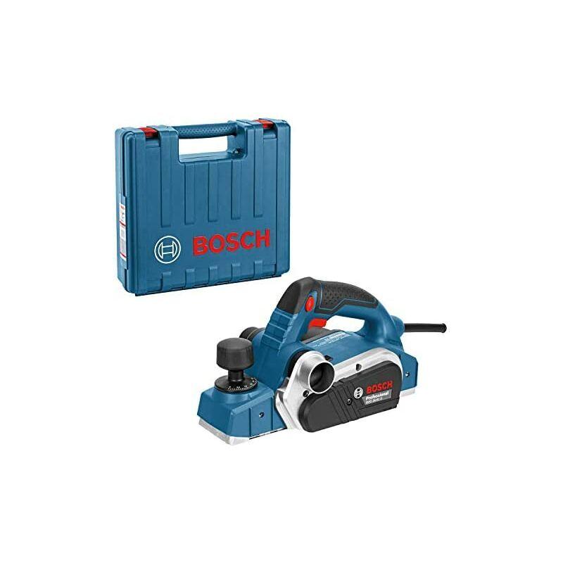 Bosch Professional GHO 26-82 D - Brosse (710 W, 9 mm d'encastrement, au cas où)