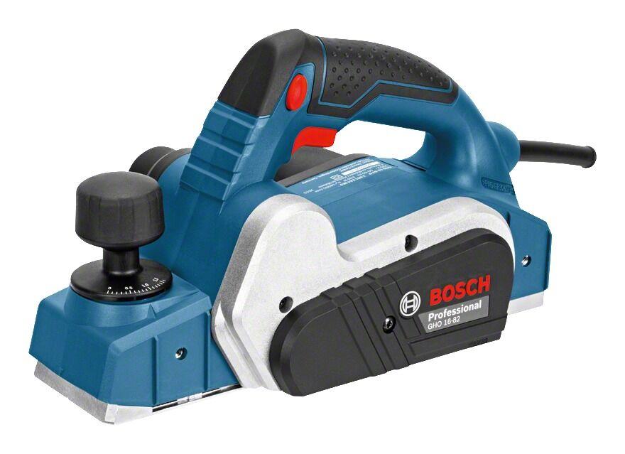 BOSCH Rabot BOSCH GHO 16-82 - 630W - accessoires - 06015A4000