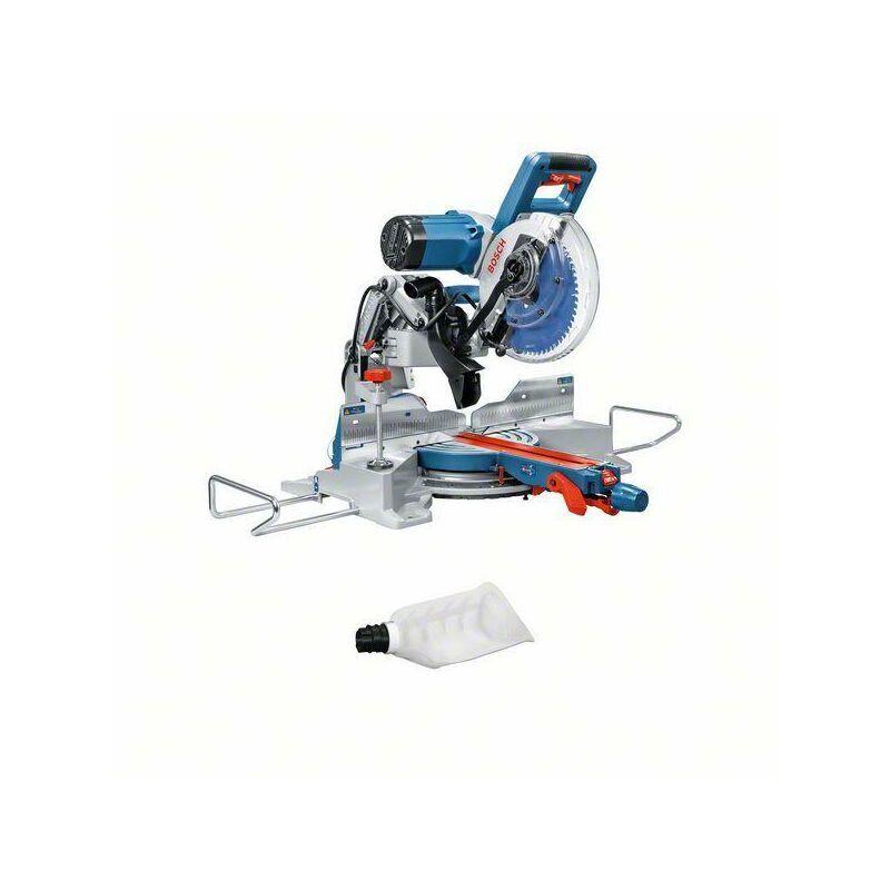 Bosch Scie à onglets GCM 10 GDJ 1800 W, lame de scie circulaire - 0601B27000