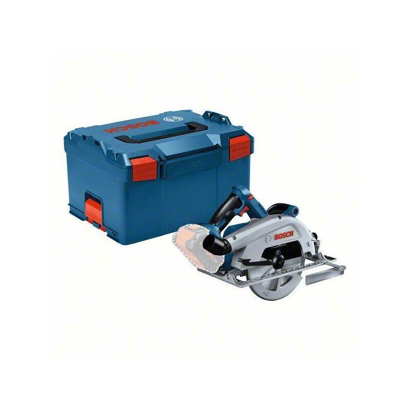 Bosch Professional Scie circulaire sans fil GKS 18V-68 C, batterie et chargeur