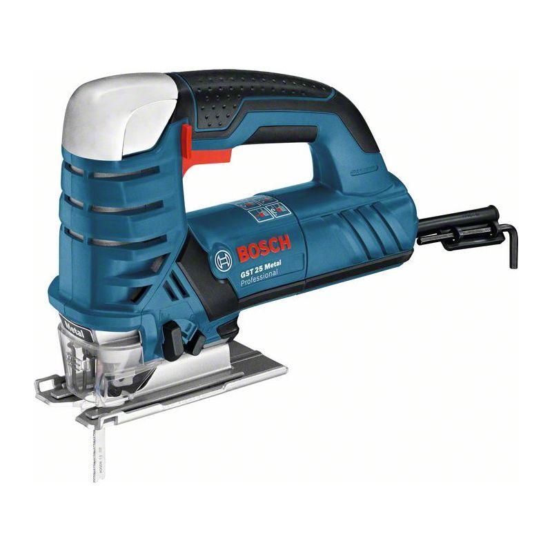 Bosch Professional Scie sauteuse GST 25 Metal Professional, 670 W - 601516000