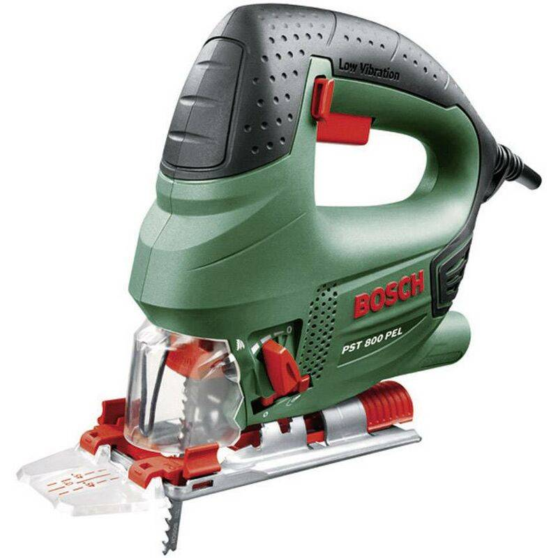 BOSCH HOME AND GARDEN Scie sauteuse pendulaire Bosch Home and Garden PST 800 PEL 06033A0100 +