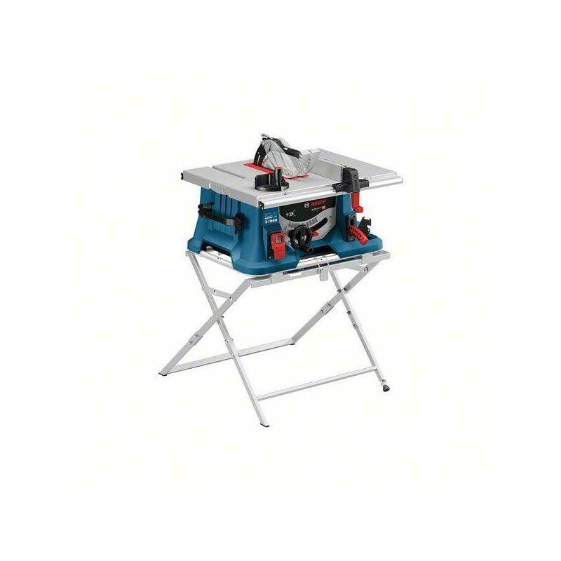BOSCH Scie sur table filaire d.216mm 1600W + piètement GTA560- GTS 635-216 - Bosch
