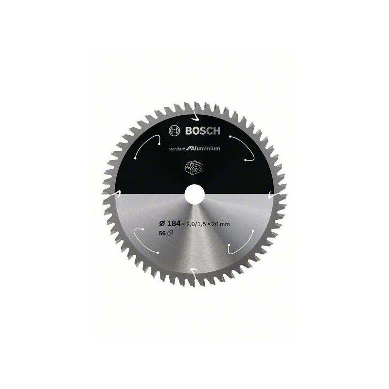 Bosch Standard pour lame de scie circulaire en aluminium pour scies sans fil